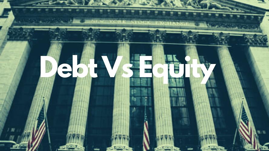 debt-vs-equity