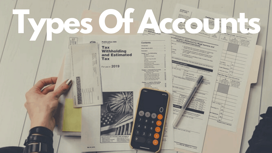 types-of-account